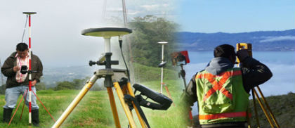 Topographical Survey in Andhra Pradesh